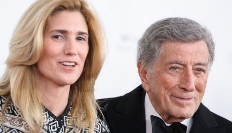 Tony bennett susan crow age difference