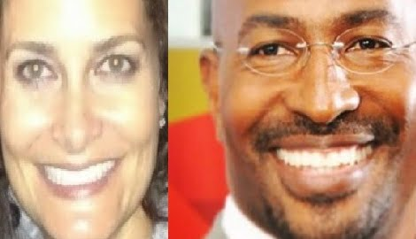 Jana Carter - Van Jones' wife