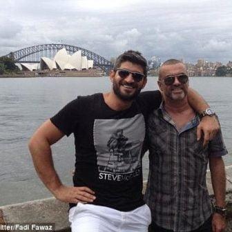 Fadi Fawaz George Michael's Boyfriend