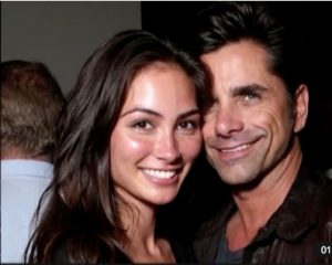 Caitlin McHugh John Stamos' Girlfriend