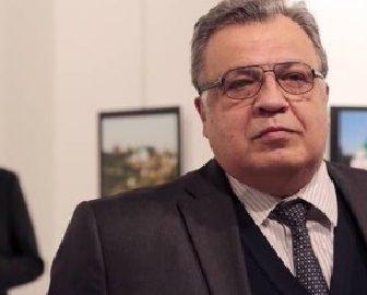 Mevlut Mert Altintas Ambassador Andrey Karlov's killer