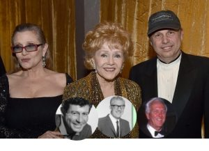 Debbie Reynolds' Husbands and children