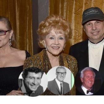 Debbie Reynolds' Husbands and children