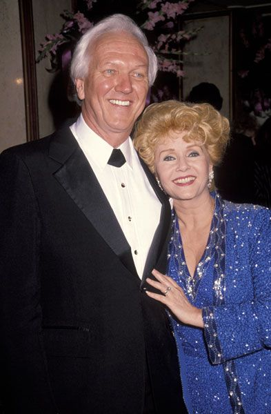 debbie reynolds and richard hamlett relationship