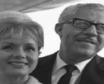 Harry Karl Debbie Reynolds' Ex husband #2