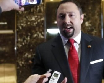 Who is Comms Director Jason Miller's Wife?