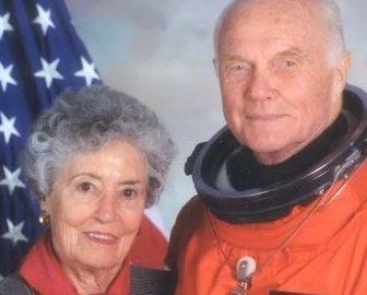 Annie Glenn Astronaut/ Senator John Glenn's Wife