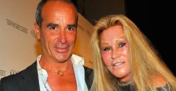 Lloyd Klein Cat woman Jocelyn Wildenstein's Boyfriend