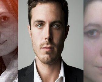 Magdalena Gorka and Amanda White Casey Affleck's Accusers