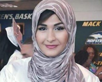 Yasmin Seweid Teen Lied about anti-Muslim attack on subway