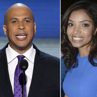 Bianca Levin Sen. Cory Booker's Girlfriend