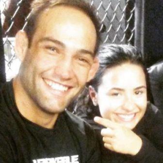 Demi Lovato's New BF MMA Guilherme 'Bomba' Vasconcelos