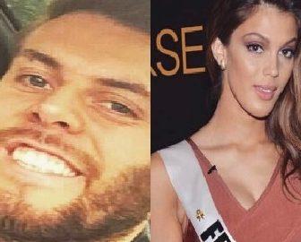 Miss Universe Iris Mittenaere's Boyfriend Matthieu Declercq