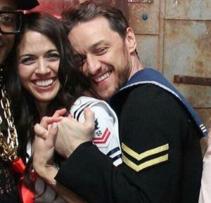 Lisa Liberati James McAvoy's Girlfriend