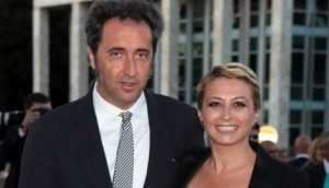 Daniela D'Antonio The Young Pope Paolo Sorrentino's Wife