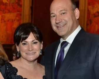 Lisa Pevaroff-Cohn Economic Advisor Gary Cohn's Wife