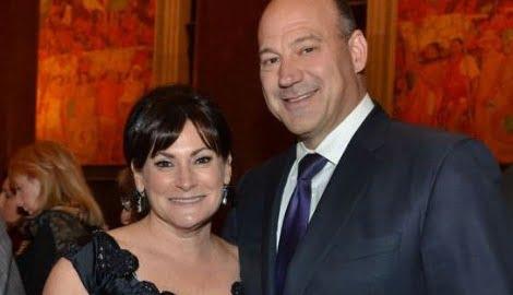 Lisa Pevaroff Cohn Economic Advisor Gary Cohn S Wife Bio