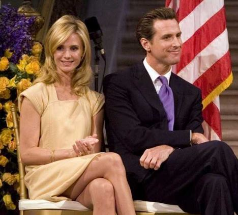 Meet Gavin Newsom S Wife Jennifer Siebel Newsom Bio Wiki