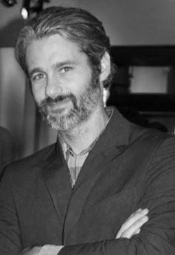 Fashion Designer Scott Mackinlay Hahn