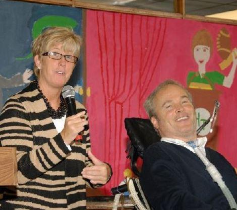 Patti ann mcdonald paralyzed nypd hero steven mcdonald s wife bio