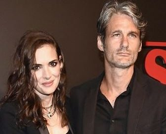 Winona Ryder's Husband Scott Mackinlay Hahn