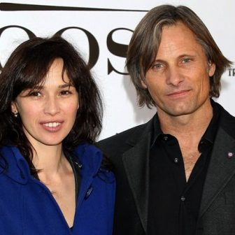 Viggo Mortensen's Girlfriend Ariadna Gil