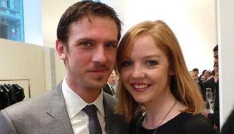 Susie Hariet Actor Dan Stevens' Wife