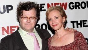 J. Smith-Cameron Director Kenneth Lonergan's Wife