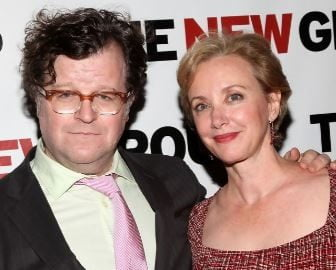 J. Smith-Cameron Director Kenneth Lonergan's Wife