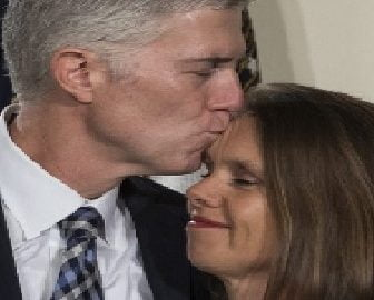 Neil Gorsuch's Wife Marie Louise Gorsuch