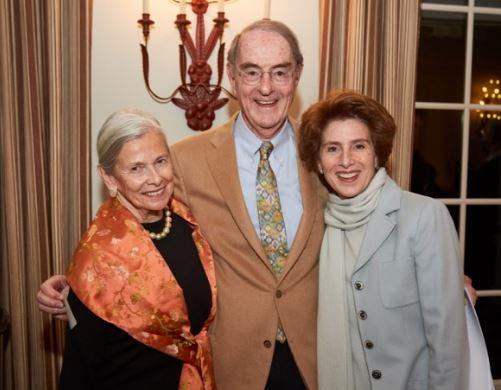 Richard Blumenthal Family