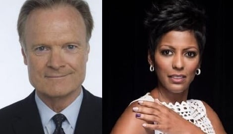 is tamron hall dating lawrence odonnell Tamron hall is an african-american there have been rumors that she was dating lawrence o'donnell, her fellow msnbc news anchor and host of 'the last word with.