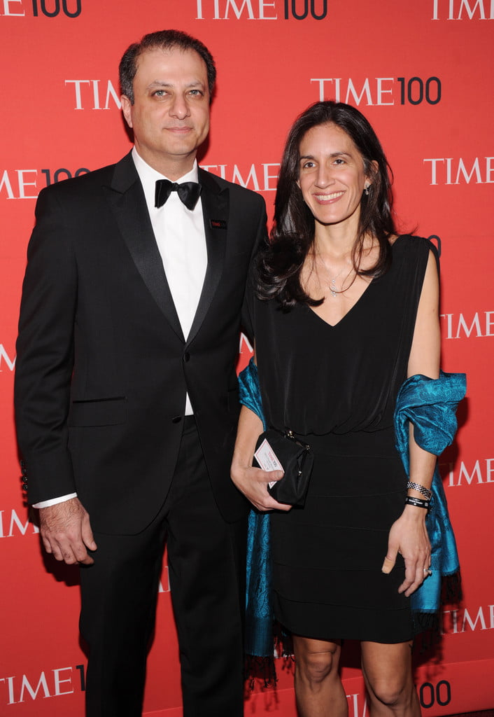 Image result for preet bharara wife and children