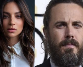 Casey Affleck's girlfriend Floriana Lima