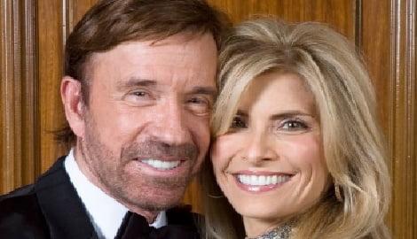 Chuck Norris' Wife Gen...