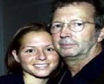 Eric Clpton's Wife Melia McEnery