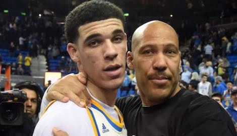 d061c08b0 Lonzo Ball s father LaVar Ball (Bio