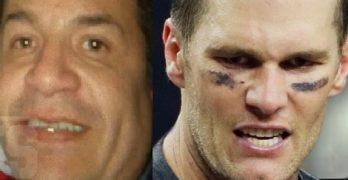 Mauricio Ortega Tom Brady's jersey thief