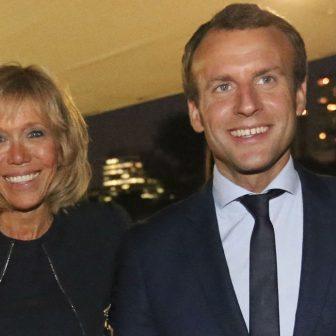 Brigitte Trogneux Macron Emmanuel Macron's Wife