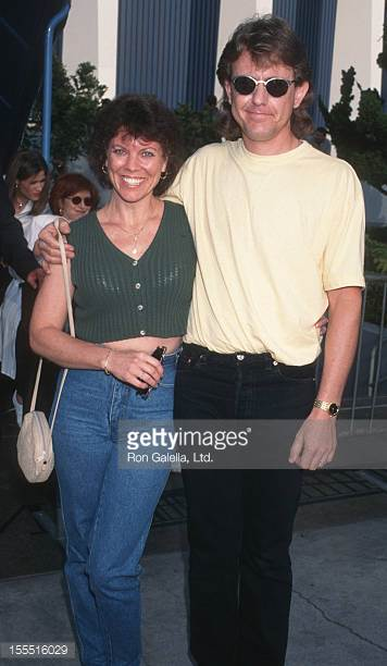 Erin Moran and husband Steven Fleischmann The Reality Awards at the Stock Photo - Alamy