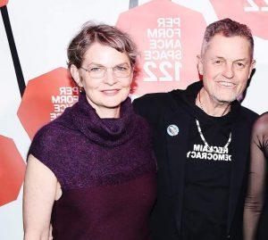 Director Jonathan Demme's Wife Joanne Howard
