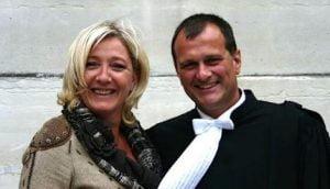 Louis Aliot Marine Le Pen Boyfriend