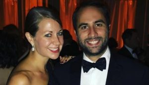 Matthew Wing -Secretary to the Gov. Melissa DeRosa's Husband