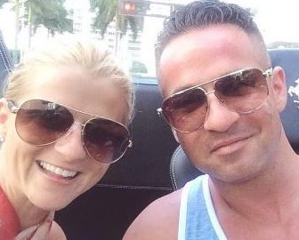 """Lauren Pesce Mike """"The Situation"""" Sorrentino's Girlfriend"""