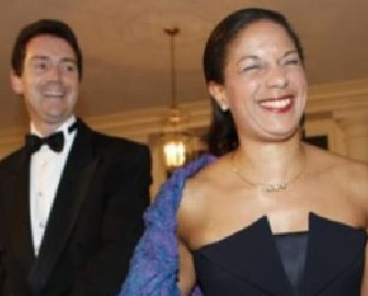 Ian O. Cameron-Susan Rice's Husband
