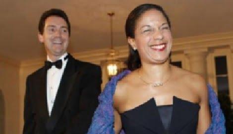 Susan Rice Husband,Ian O. Cameron