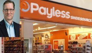 Jill Jones Payless CEO W. Paul Jones