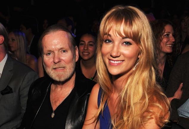 Delilah Allman Gregg Allman's Wife ...