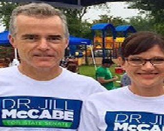 Andrew McCabe's Wife Jill McCabe
