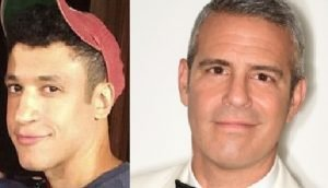 Andy Cohen's Brazilian Boyfriend Clifton Dassuncao